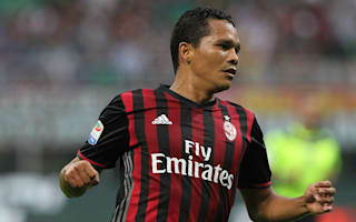Bacca isn't enjoying Milan but Sevilla can't sign him - Sampaoli