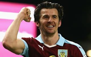 Dyche delighted by Barton boost