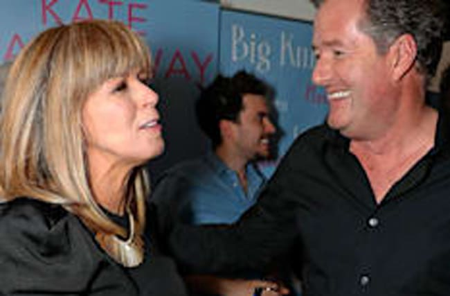 What Kate Garraway really thinks about Piers Morgan