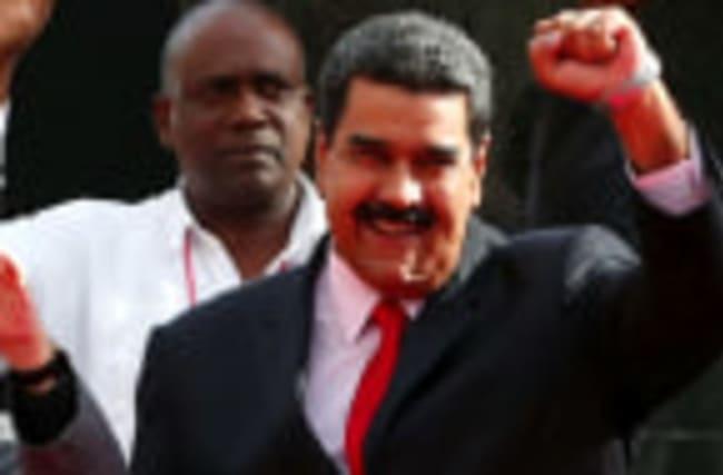 Venezuela's Maduro called 'dictator' after Congress stripped