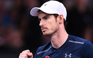 Murray relaxed with summit in sight
