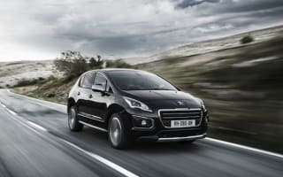Peugeot announces 3008 facelift