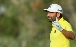 WATCH: Sergio Garcia takes on drones, doesn't come second
