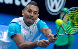 Kyrgios stays perfect to see Australia Green into final