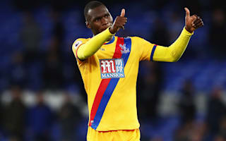 Zaha: Benteke makes my life easier
