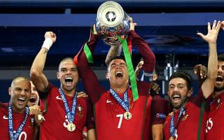 Portugal captain Ronaldo in emotional speech after Euro 2016 triumph