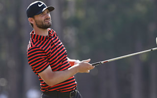 Stanley, Oosthuizen share lead at Players Championship