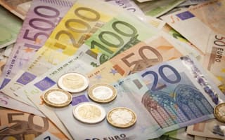 Euro rises to five-year high against sterling