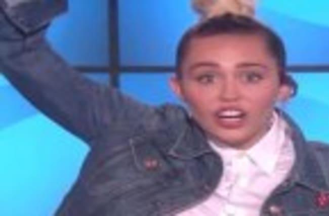 Miley Cyrus Hosts The Ellen Show - Talks Drugging Ellen & Being 'Disney Servant'