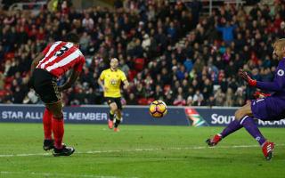 Sunderland 1 Watford 0: Van Aanholt lifts Black Cats off bottom