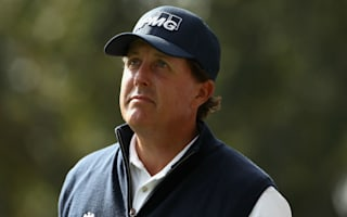 Mickelson shines as Swafford leads in California