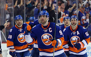 Islanders dump Panthers out of play-offs, Capitals oust Flyers