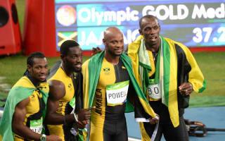Rio 2016: Triple-triple for Bolt as Jamaica claim relay gold
