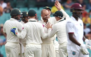 Rain unable to halt Aussies on day one