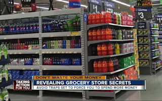 Revealing the secrets of the supermarkets
