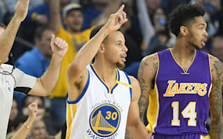 Warriors win 10th straight, Pistons stun Clippers and LeBron plays 1,000th game