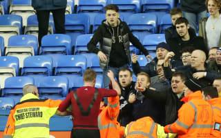Thames Valley Police investigate fan behaviour at Reading v West Brom