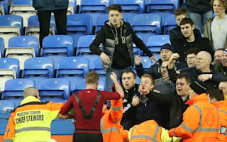 Thames Valley Police investigate fan behaviour at Reading v West Brom
