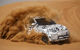 Land Rover teases 2017 Discovery