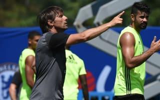 Conte unsure over Costa's Chelsea future