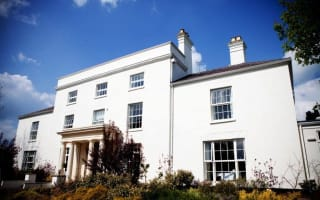 Win! A spa break for two at Fishmore Hall in Shropshire