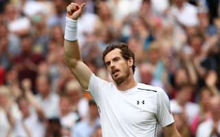 Murray marches through, Wawrinka sets up Del Potro clash