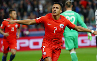 Alexis Sanchez's record-breaking goal 'very special', says Pizzi