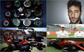 F1 2017: Mercedes' dominance, Bottas' potential and more big questions ahead of the new season