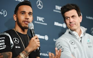 Wolff and Hamilton in 'good place' after talks