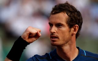Murray should stay angry at Roland Garros