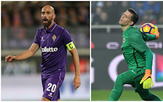 Spalletti cools talk of Valero, Szczesny to Inter