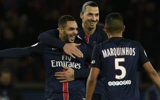 Paris Saint-Germain 3 Lorient 1: Blanc's side set Ligue 1 record