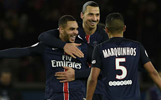 Paris Saint-Germain 3 Lorient 1: Blanc's side set Ligue 1 record