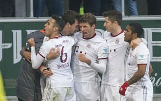 Ancelotti sings Bayern's praises after late, late show