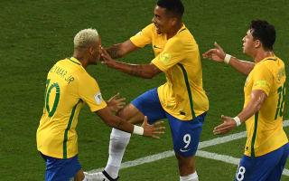 Brazil 5 Bolivia 0: Neymar stars in romp