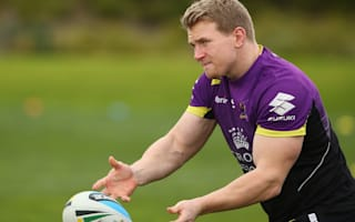 Griffin re-signs with Storm