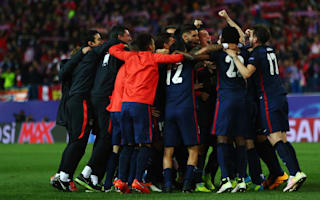 Reina backs Atletico to win the double