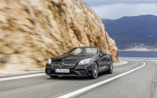 Mercedes replaces top-selling SLK with stylish new SLC model
