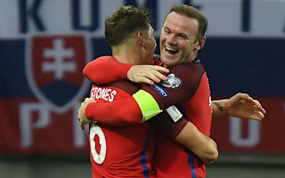 Stones hails influence of under-fire Rooney