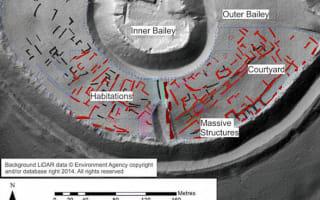 Plan of medieval city near Salisbury revealed