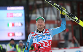 Jansrud secures super-G title on home slopes