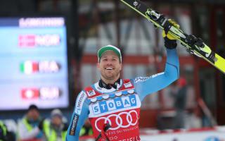 Jansrud secures super-G title on home slopes
