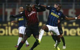 Kondogbia rubbishes talk of Inter exit