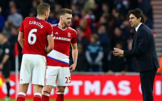 Middlesbrough's best result but worst performance - Karanka