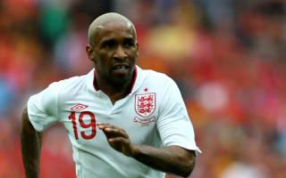 I deserve this - Defoe on England recall