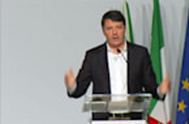 Italy's Renzi quits party in bid to retake PM