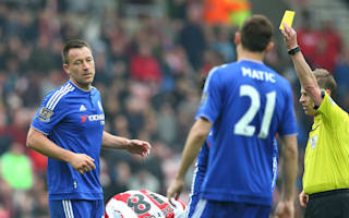 Matic hints at Terry Chelsea departure