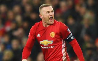No Rooney for United's Rostov trip, Mkhitaryan returns