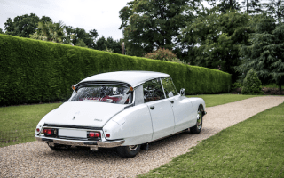 This mint 1973 Citroen DS Super 5 is going under the hammer
