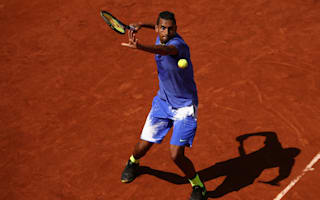 Kyrgios: Nadal knows he is unbeatable at Roland Garros